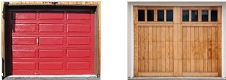 Garage Door With or Without Windows